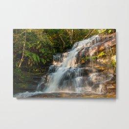 Somersby Falls, Central Coast, NSW, Australia Metal Print