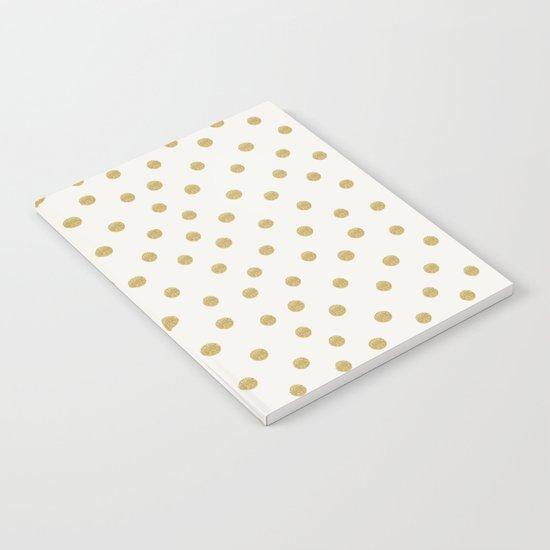 Gold Spots Notebook