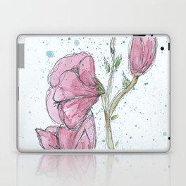 Magnolia #2 Laptop & iPad Skin