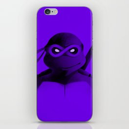 Donatello Forever iPhone Skin