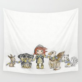 Holiday Wall Tapestry
