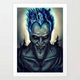 Hades Art Print
