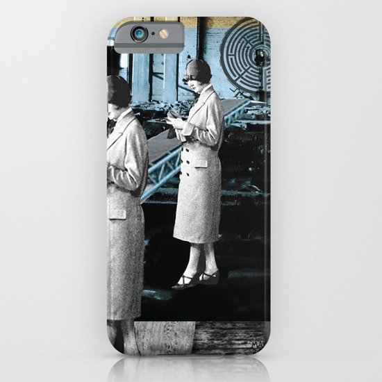 placing an objective far away from cover iPhone & iPod Case