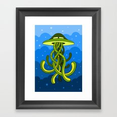 Enchantment Under The Sea Framed Art Print