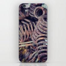 Rust 7 iPhone & iPod Skin