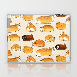 Bread Corgis Laptop & iPad Skin
