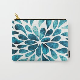 Petal Burst #2 Carry-All Pouch