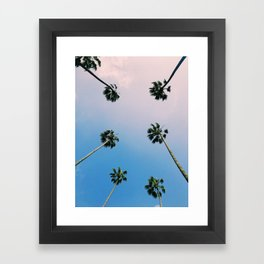 Look up, Look up Framed Art Print