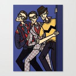 file 082. american boys pt.2 Canvas Print