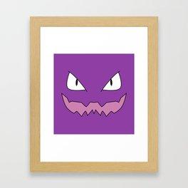 Haunter! Framed Art Print