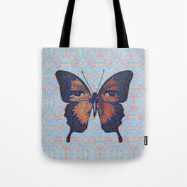 Butterfly Variation 06 Tote Bag