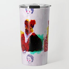 BEAUTY QEEN Travel Mug