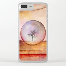 LoneTree 04 Clear iPhone Case