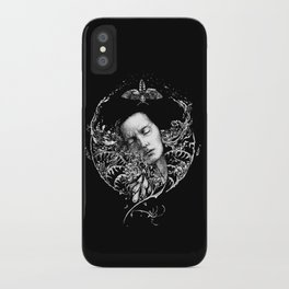 Allegory. Night. iPhone Case