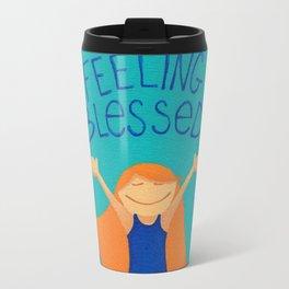 Feeling Blessed Travel Mug