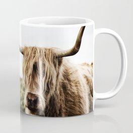 Highland Cow - color Coffee Mug