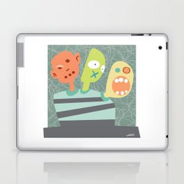 3 Heads are Better than One Laptop & iPad Skin