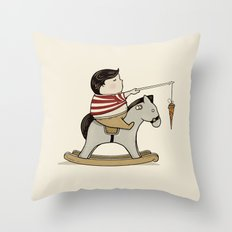 Motivation Throw Pillow
