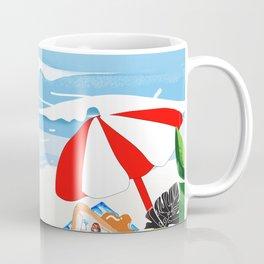 Beach Holiday - Part 3 Coffee Mug