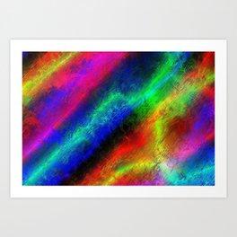 Color Me Abstract Art Print