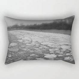 Frozen Sea  Rectangular Pillow