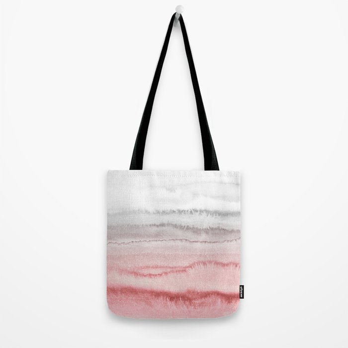 WITHIN THE TIDES - ROSE TO GREY Tote Bag