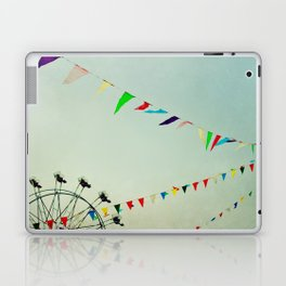 summer festival Laptop & iPad Skin