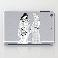 roman iPad Cases featuring Roman Sisters by Art of Tom Tierney
