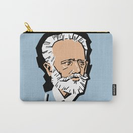 Tchaikovsky Carry-All Pouch