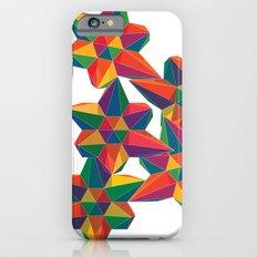 Hexagon Explosion Slim Case iPhone 6s