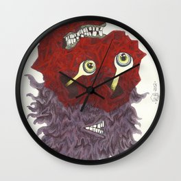 UNITED COLORS Wall Clock