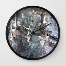 Metamorphosis Female Wall Clock