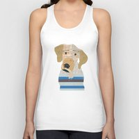 great dane Tank Tops featuring great dane by bri.buckley