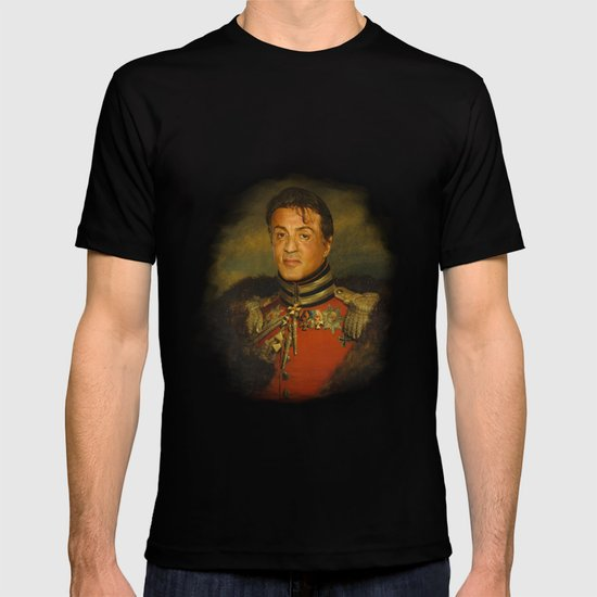 Sylvester Stallone - replaceface T-shirt