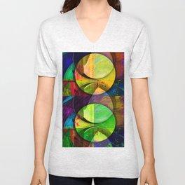 Diferent Colors (N69)  Unisex V-Neck