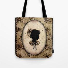 Miss Shadow - Vanilla Tote Bag