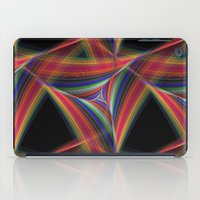 triangles iPad Cases featuring Triangles by David Zydd