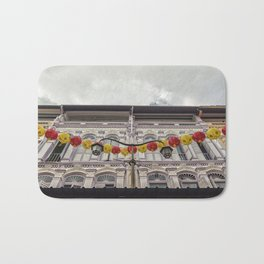 Colonial Facade, Chinatown Bath Mat