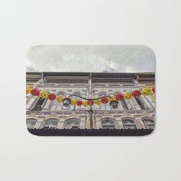 Colonial Facade, Chinatown Bath Mat