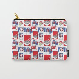 Red, White and Soup Carry-All Pouch