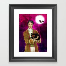 Vampstyle! (What We Do In The Shadows) Framed Art Print