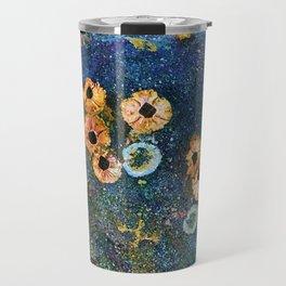 Abstract beautiful barnacles Travel Mug
