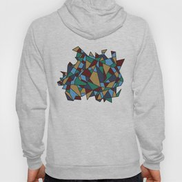 Crystal Lines Hoody