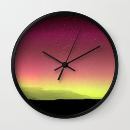 The dream of Thales Wall Clock