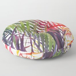 The Jungle vol 3 Floor Pillow