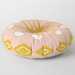 Mushie Mandala Floor Pillow
