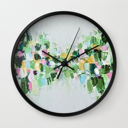 Southern Julep Wall Clock