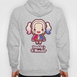 Daddy's Lil Monster Hoody