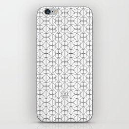 TypoPattern No5 iPhone Skin