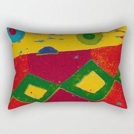 Reduction in colour Rectangular Pillow